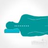 Stützkissen DORMABELL Cervical
