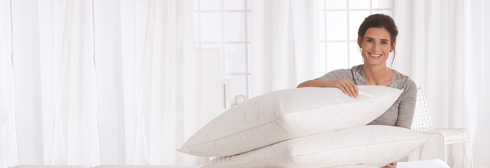 Finden Sie hier online ihr passendes Kissen