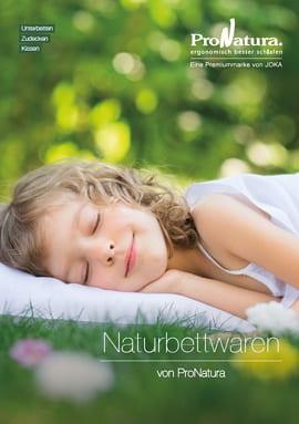 Bio Natur Bettzeug von ProNatura