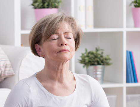Schlafritual Schlaftipp Meditation